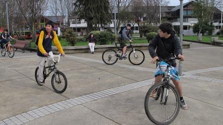 Invitan a familias a participar en cicletada